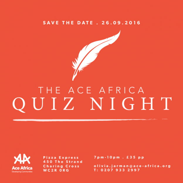 Quiz Night - save the date