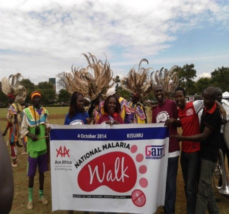 Malaria Walk_1