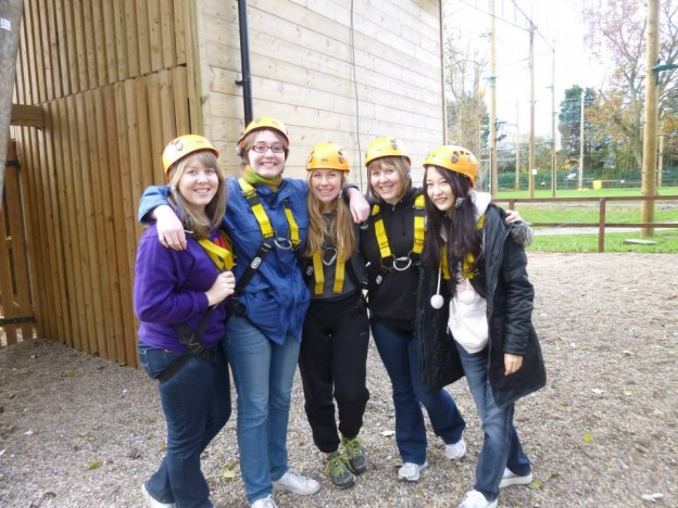 Liverpool - ace abseil