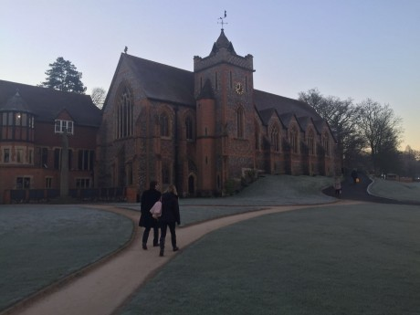 Ace Africa UK visits Bradfield College