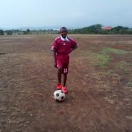 Elizabeth Lesikari from Lovilukunyi School
