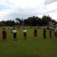 Football skills coaching