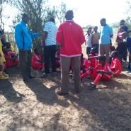 Half time talk Lemuguru Eton 1 Boys