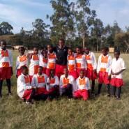 Matimyata Eton College 3 Team Photo Girls