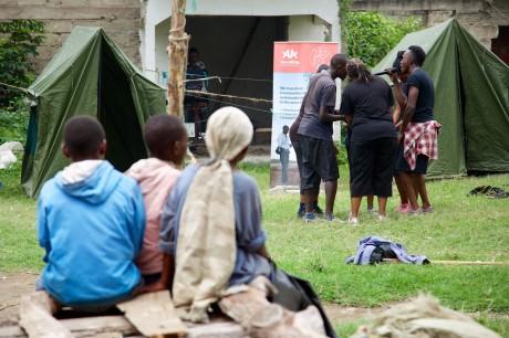 VCT Drama Group, Ngaramtoni Market