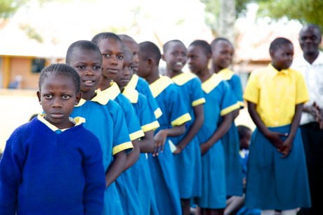 Masamra CtC Primary School, Ligega sub location in Ugunja sub county, Siaya