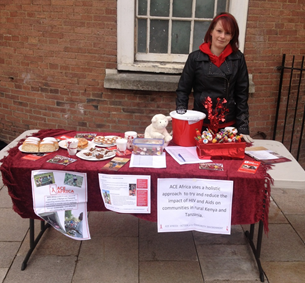 ace society cake sale
