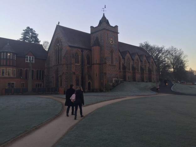 Ace Africa UK visits Bradfield College