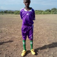 Tajiri Langui, man of the match defender from Lovilukunyi Cothill 1