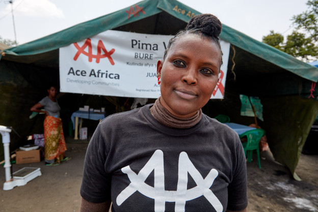 Ace Africa Community Outreach Clinic day, Kisongo, Arusha